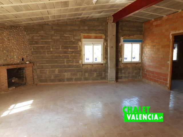 Casa en construcción Olocau Calderona