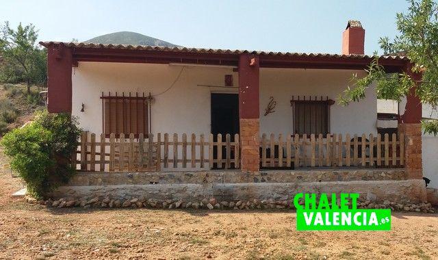Casa chalet monte Chiva