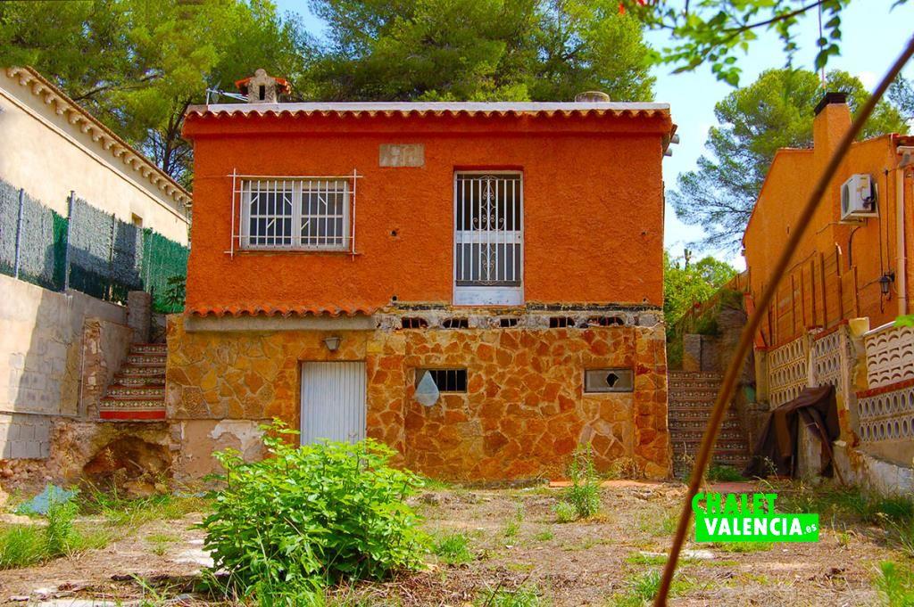 Chalet La Vallesa para reformar