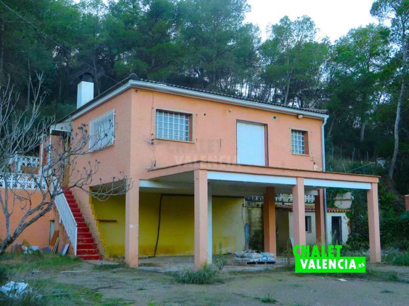 Chalet banco Villamarchante