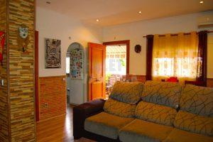 Salón piso adosado La Cañada Paterna