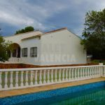 Practical villa in San Vicent Lliria