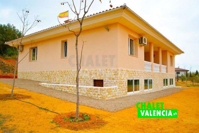 Gran casa Chiva Valencia España