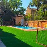 Chalet grande con piscina en Hendaya La Eliana