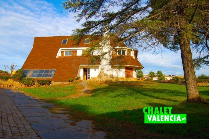 Casa con estilo holandés Valencia