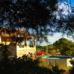 Chalet con bonitas vistas en Olocau