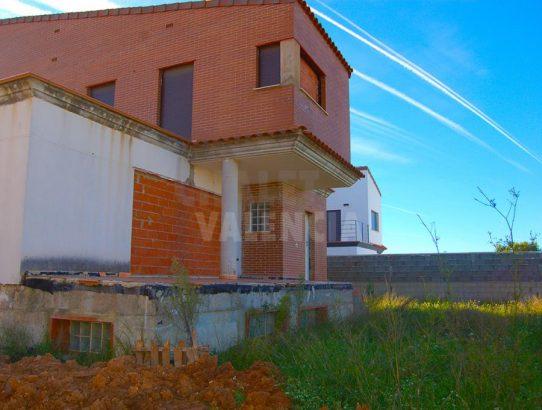 Chalet en construcción SAB montesano