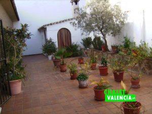 Casa de pueblo en Paterna con terraza
