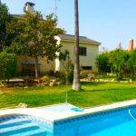 Chalet piscina olimar urbanización