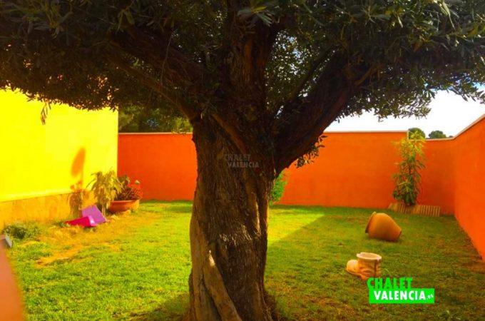 32619-exterior-jardin-olivo-2-chalet-valencia