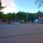 Finca de terreno en Olocau con chalet