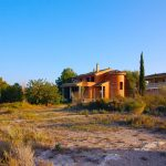 Villa to finish at 1 km from the town of Bétera
