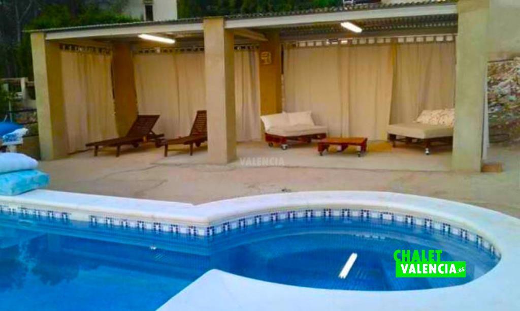 Oportunidad terreno con piscina Valencia