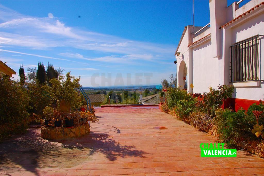 Chalet vall lliria domeño