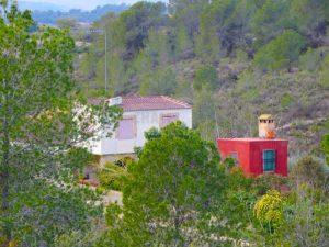 Chalet montaña para veranear en Valencia