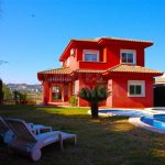 Villa with views and privacy in Montealcedo Eliana area