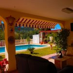 Spectacular villa with pool in Les Rodanes