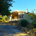 Villa in the urbanization Los Visos Cheste