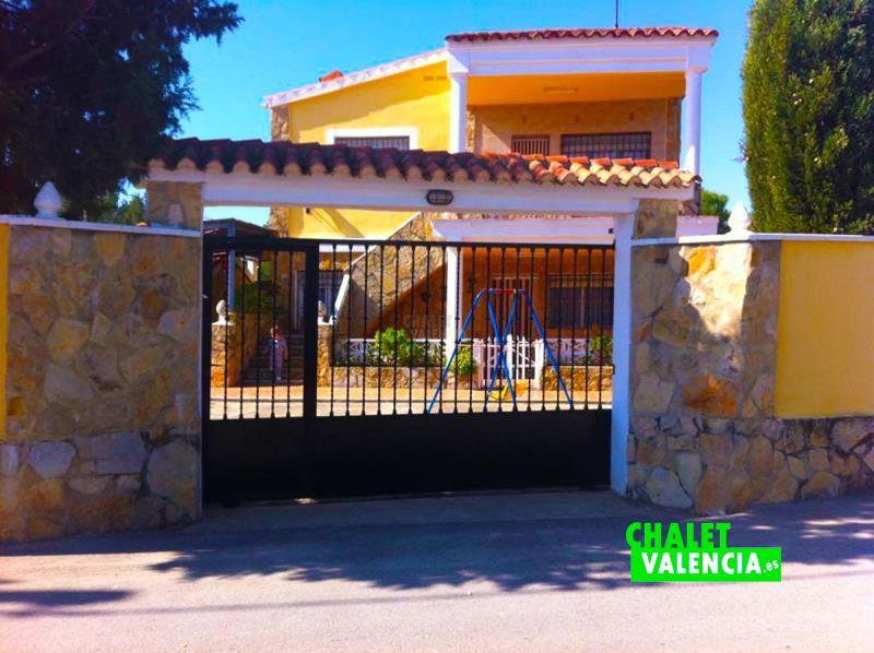 Chalet zona Club Golf El Bosque Chiva