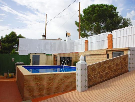Chalet con piscina Lliria Valencia