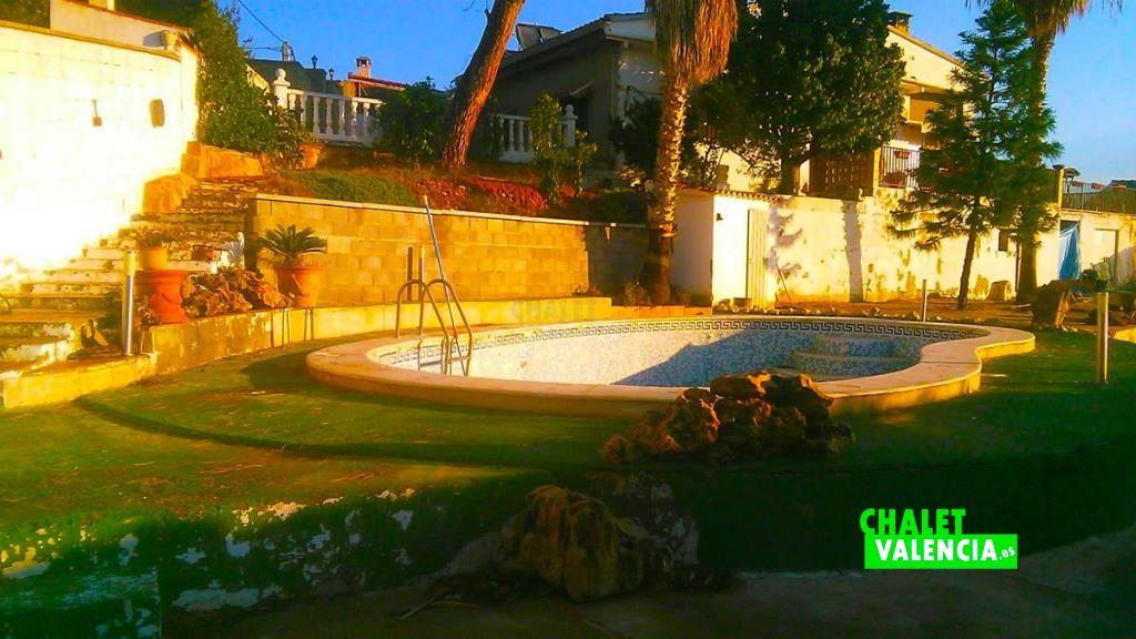 Chalet con vistas en Benaguacil Montanyeta