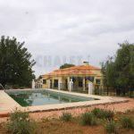 Villa with lots of land in Montecolorado La Pobla