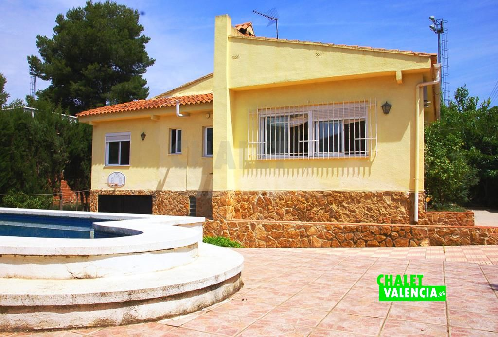 Chalet Naquera Mont-ros