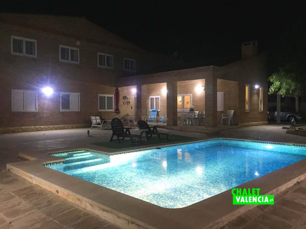 Chalet ideal a 15 minutos de Valencia