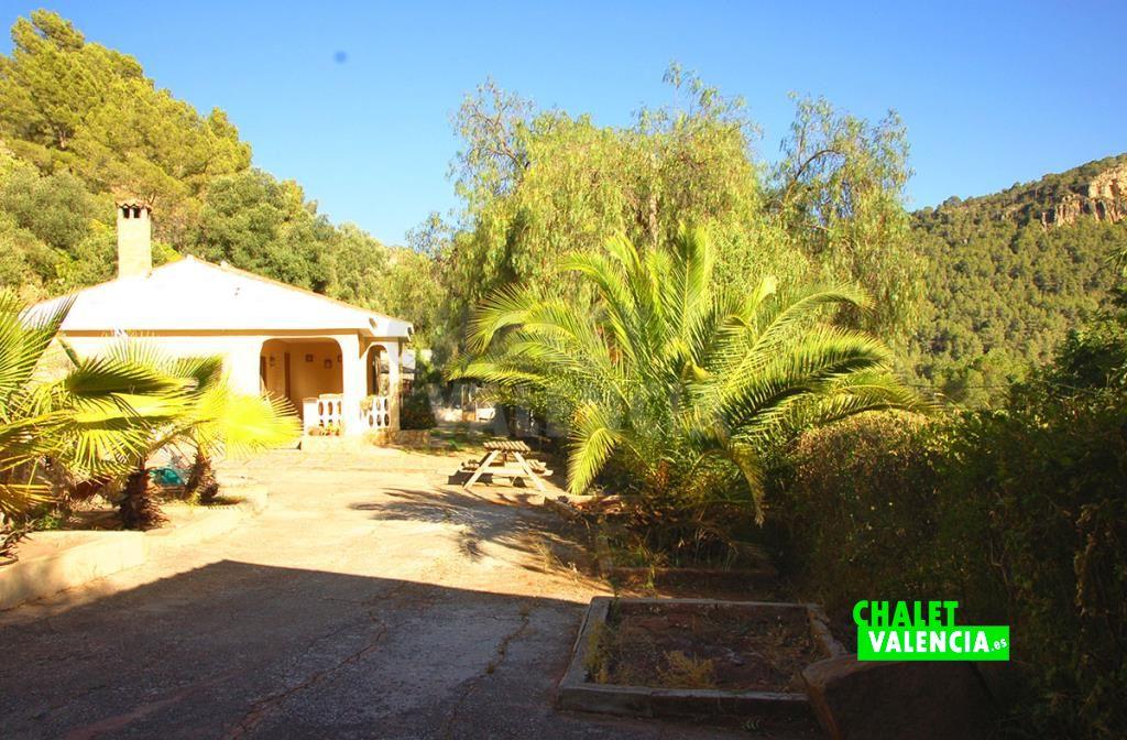 Chalet Valencia en montaña Sierra Calderona
