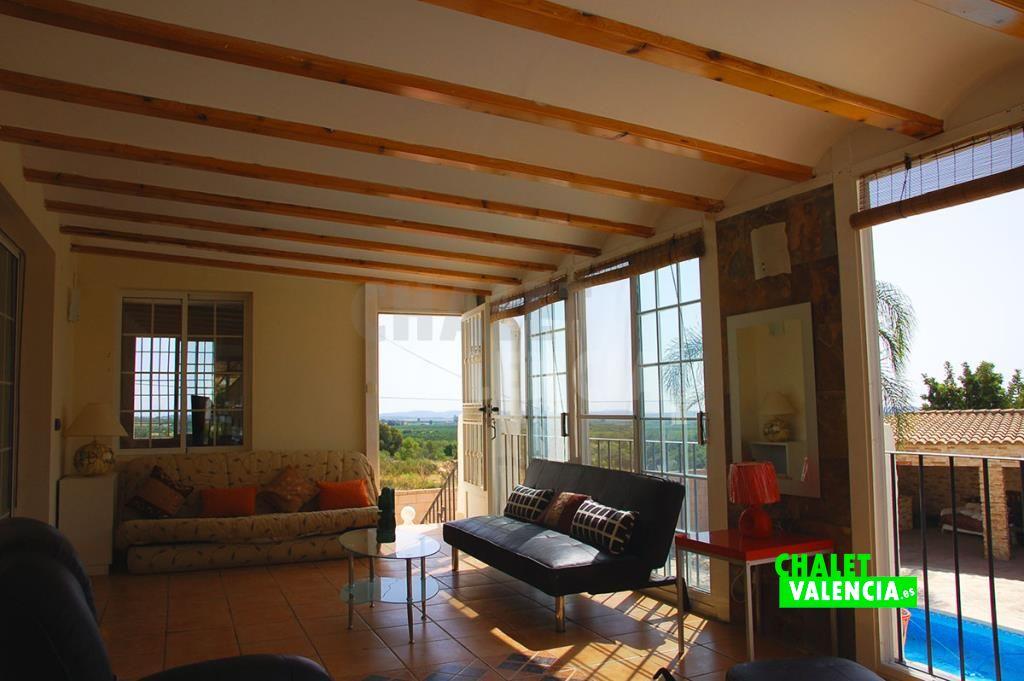 Chalet en Chiva con vistas relajantes