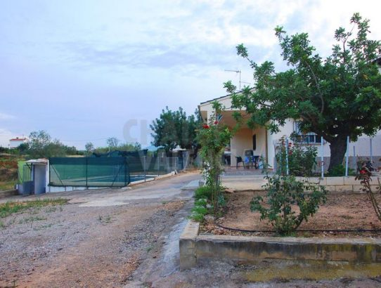 Chalet con piscina Pedralba Valencia