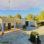Villa in the area of La Pedrera del Rey Villamarchante