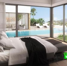 New promotion of villas in Javea