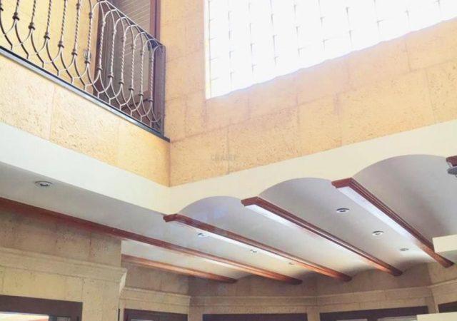40629-salon-doble-altura-chalet-valencia