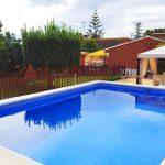 Cómodo chalet con piscina en San Vicente Lliria