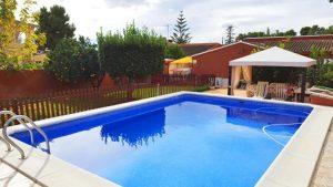 Chalet con piscina San Vicente Liria