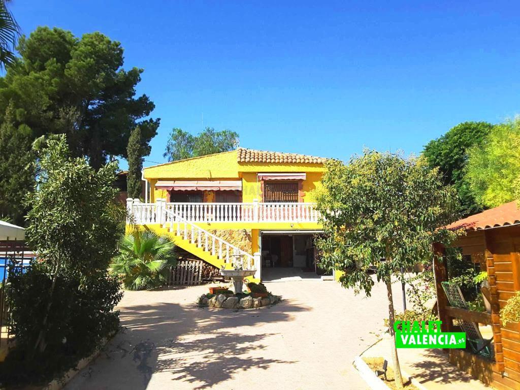 Chalet Norte La Pobla Vallbona