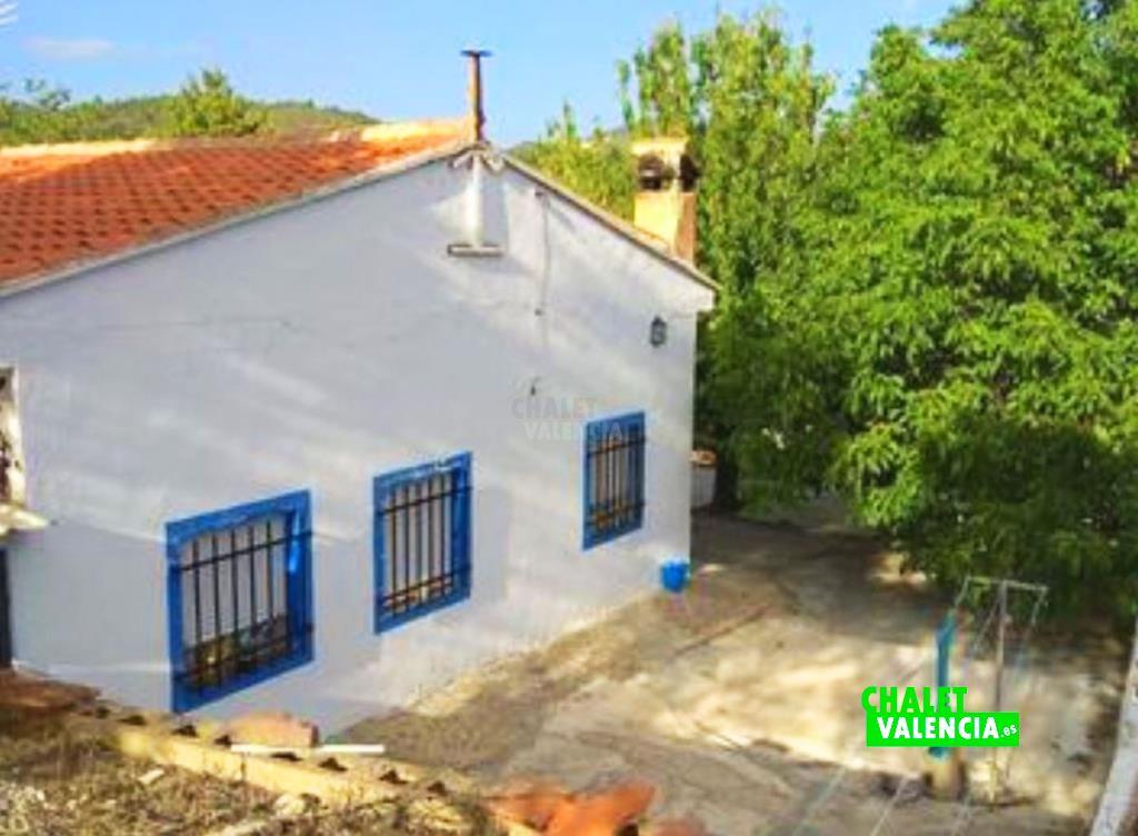 Chalet Andilla Los Serranos Valencia