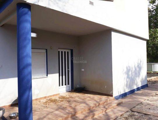 Chalet Ribarroja zona Parque Maldonado