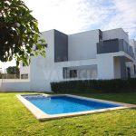 Brand new modern townhouse in Turís Valencia