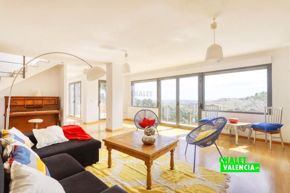 Salón con vistas Valencia
