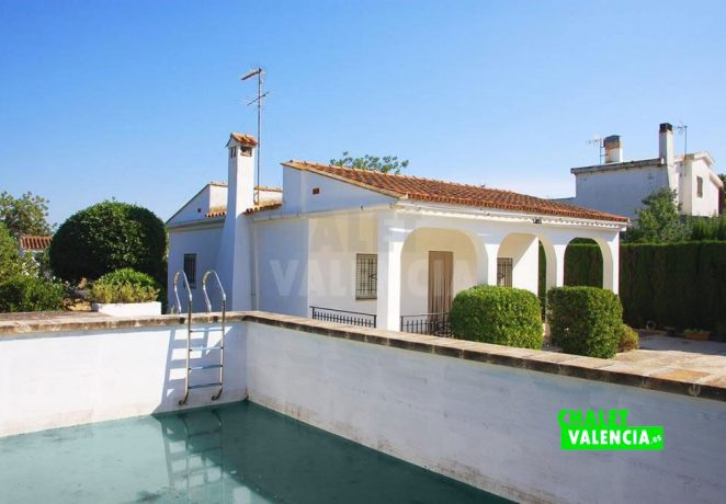 Detached villa next to Vista Calderona urbanization