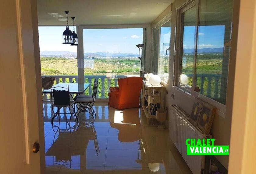 Chalet con vistas infinitas Chiva Valencia