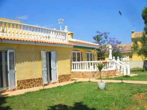 Chalet urbanización privada Valencia