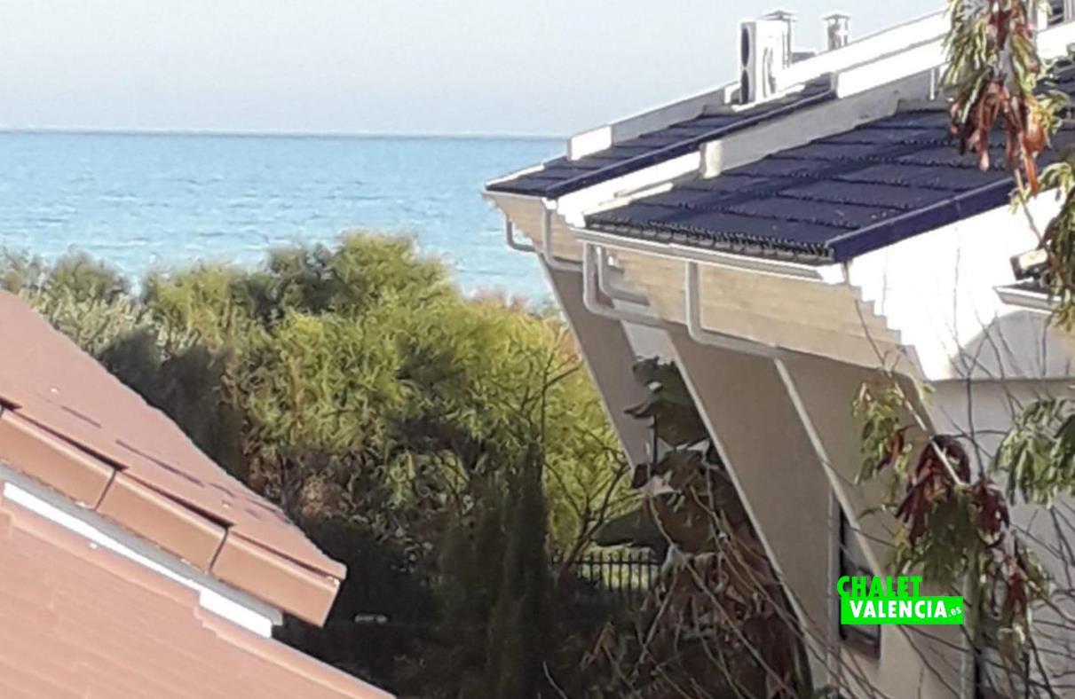 Chalet adosado playa Valencia