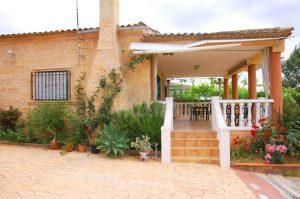 Casa de campo Ribarroja Loriguilla