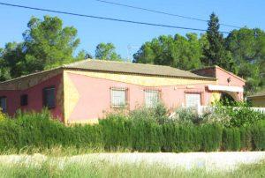 Chalet zona polígono industrial Vilamarxant