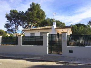 Chalet reformado en La Cañada