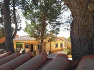 Chalet con pinos en Maquiva La Pobla