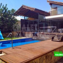 Luxury villa in Torre Conill with views of the golf course